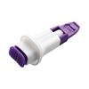 Arkray Safety Lancet Assure® Lance Plus Fixed Depth Lancet Needle 0.7 mm Depth 30 Gauge Push Button, 100/BX, 24BX/CS MON 962941CS