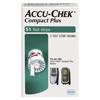 Glucose: Roche - Accu-Chek® Compact Blood Glucose Test Strips (5599415160), 51/BX, 48BX/CS