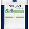 Abena Abri-San 4 Premium Incontinence Pads, Light to Moderate MON 92713101