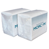 Morcon Dinner Napkins, 2-Ply, White, 14 1/2 x 16 1/2, 3000/Carton MOR 3466