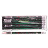 Moon Products Moon Products Decorated Motivational Pencil MPD 2122B