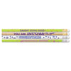 Moon Products Moon Products Award Pencil, Motivational Assortment MPD 8207