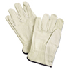 Hand Protection Driver's Gloves: Unlined Pigskin Driver Gloves