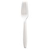 Maryland Plastics Premierware Plastic Cutlery MPI P51800WHT