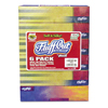 facial tissue: Marcal® Fluff Out Convenience Six-Pack Recycled White Facial Tissue