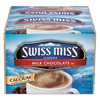 Cocoa Mix Packets: Conagra Foods - Swiss Miss® Hot Cocoa Mix, 50 Packets/BX, 6 Boxes/CS