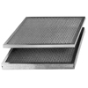 Air and HVAC Filters: Flanders - MS/MSG Filters, MERV Rating : 1 - 4