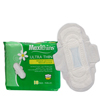 Hospeco Maxithins® Ultrathin Regular Maxi Pads with Wings HSC MT34340
