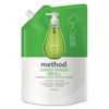 soaps and hand sanitizers: Method® Gel Hand Wash Refill
