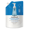 soaps and hand sanitizers: Method® Foaming Hand Refill
