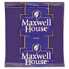 Maxwell House Maxwell House® Coffee Filter Packs MWH 395640