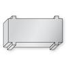 North America Mattress Secure Core Spectrum Angio Table Pad NAM 61-2269-MF