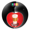 Nestle NESCAFÉreg; Dolce Gusto® Majesto Automatic Coffee Machine, 1/EA NES 98836