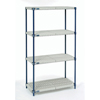 Shelving and Storage: Nexel Industries - Nexelite Shelving Unit Assembly