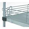 Nexel Industries Shelf Ledge for Solid Shelves, Size 4