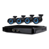 Night Owl Night Owl Eight-Channel Smart HD Video Security System with Four 720p HD Cameras NGT BA720814