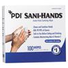 hand sanitizers: Sani Professional® PDI® Sani-Hands® Instant Hand Sanitizing Wipes