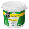 """cleaning chemicals, brushes, hand wipers, sponges, squeegees: Multi-Surface Cleaning Wipes, 10"""" x 11.5"""", 100 Wipes/Bucket, 2 Buckets/CT"""