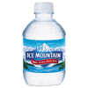 Juice and Spring Water: Ice Mountain® Natural Spring Water