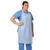 workwear large: Medline - Pullover-Style Apron, Light Weight, White, 24x42 (case of 1000)