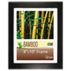 Clean and Green: Nu-Dell Bamboo Frames