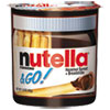 Ferrero USA Ferrero USA Nutella® Go! Hazelnut Spread and Breadsticks NUT 80314