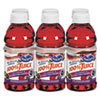 Juice and Spring Water: Ocean Spray 100% Cranberry Grape Juice