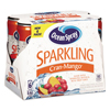 Juice and Spring Water: Ocean Spray® Sparkling Juices