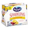 Ocean Spray Sparkling Juices, CranLemonade, 8.4 oz Can, 6/Pack OCS 22724