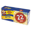 Office Snax Pop Weaver Microwave Popcorn OFX 105510