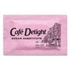 Cafe Delight Pink Sweetener Packets