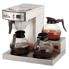 Original Gourmet Food Company Coffee Pro Three-Burner Low Profile Institutional Coffee Maker OGF CPRLG