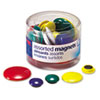 Officemate Officemate Assorted Magnets OIC 92500