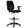 Oif OIF Upholstered Mid-Back Stool OIF TM4610