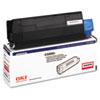 Okidata Oki 43034802 Toner (Type C6), 1500 Page-Yield, Magenta OKI 43034802