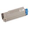 Okidata Oki 43381902 Toner (Type C8), 2000 Page-Yield, Magenta OKI 43381902