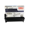 Imaging Supplies and Accessories: Oki 44315104 Drum, 20,000 Page-Yield, Black