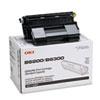 Okidata Oki 52114501 Toner, 10000 Page-Yield, Black OKI 52114501