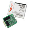 Okidata Oki® Internal RS-232C Interface for Okidata Microline ML-320/321/520/521/590/591 OKI 70012801