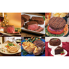 omaha steak or julian: Omaha Steaks - Filet Mignons, Top Sirloins, Burgers, Boneless Chicken Breasts, Stuffed Baked Potatoes & Chocolate Lover's Cake