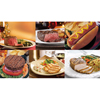 Omaha Steaks Filet Mignons, Top Sirloins, Burgers, Boneless Chicken Breasts, Gourmet Jumbo Franks & Boneless Pork Chops OMS 40532