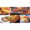 omaha steak or julian: Omaha Steaks - Filet Mignons, Sirloin Supremes, Gourmet Burgers, Boneless Pork Chops, Gourmet Jumbo Franks & Stuffed Sole w/Scallops & Crabmeat