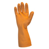 Gloves Neoprene Gloves: Safety Zone - Flock Lined Gloves - Small