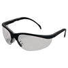 Crews Klondike Black Frame Clear Anti-Fog Lens ORS 135-KD110AF