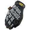 Mechanix Wear Mechanical Glove Black - Large ORS 484-MG-05-010