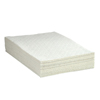 Hospeco TaskBrand™ High Performance OilSorb Pads Oil Only Melt Blown - 100 per Bale