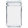 Office Settings Office Settings Stackable Glass Storage Jars OSI GJ15Q
