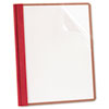 Oxford Earthwise® by Oxford® 100% Recycled Clear Front Report Cover OXF 57871