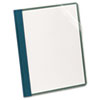 Oxford Earthwise® by Oxford® 100% Recycled Clear Front Report Cover OXF 57872