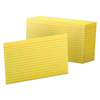 Clean and Green: Oxford® Index Cards